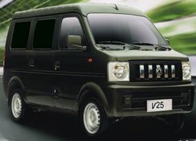 Mini Cargo Van Model V25